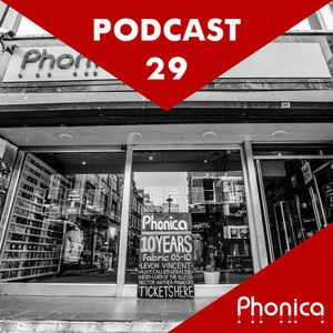 Phonica Podcast 29 (February 2014)