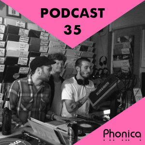 Phonica Podcast 35 (August 2014)