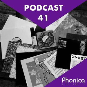 Phonica Podcast 41 (July 2015)