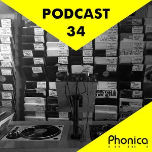 Phonica Podcast 34 (July 2014)