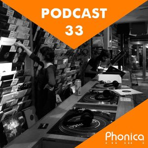 Phonica Podcast 33 (June 2014)