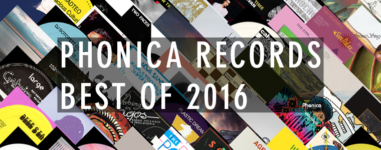 Phonica Best Of 2016