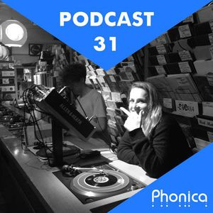 Phonica Podcast 31 (April 2014)