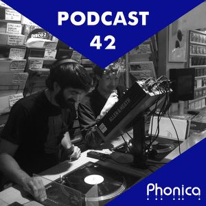 Phonica Podcast 42 (August 2015)