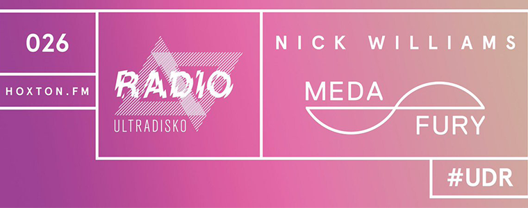 Ultradisko Radio with Meda Fury 026