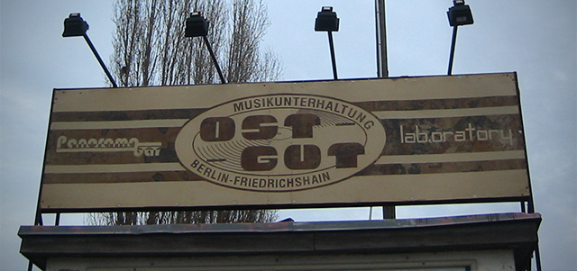 Early Ostgut sign