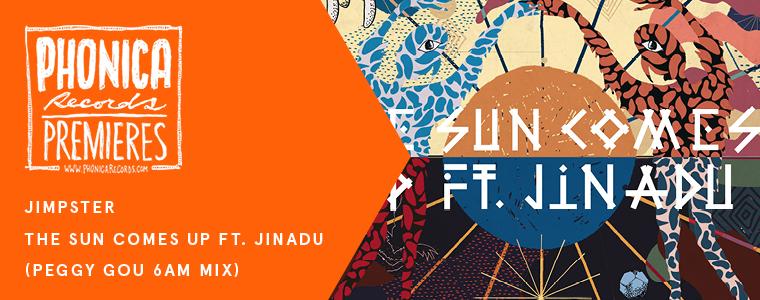 Jimpster - The Sun Comes Up ft Jinadu (Peggy Gou 6am Mix)