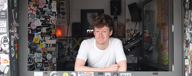 Listen to Callum's NTS mix on The Reign Set show