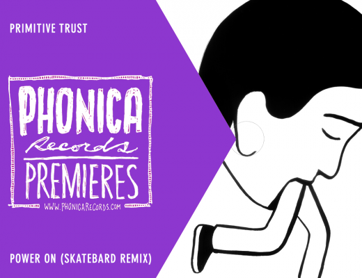 Phonica Premiere: Primitive Trust - Power On (Skatebård Remix) [AUS]