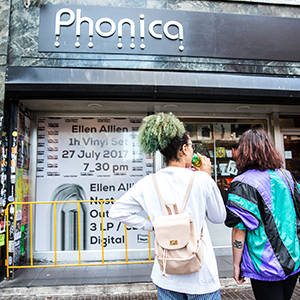Phonica In-store - Ellen Allien