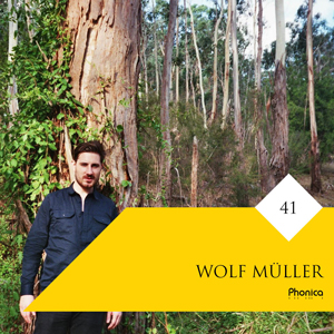 Phonica Guest Mix Wolf Muller300px