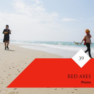 Red Axes - Mix Series 39