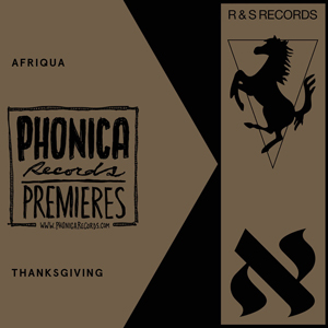 phonica premiere afriqua thanksgiving aleph