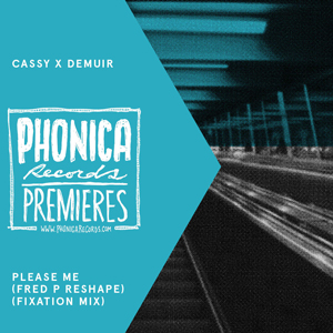 phonica premiere cassy fred p kwench records