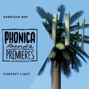 phonica premiere harrison bdp lost palms vinyl