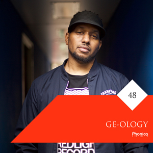 phonica mix series ge-ology