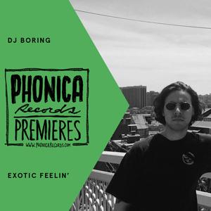 dj boring phonica premiere
