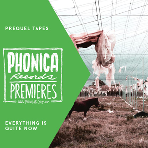 prequel tapes everything is quite now phonica premiere