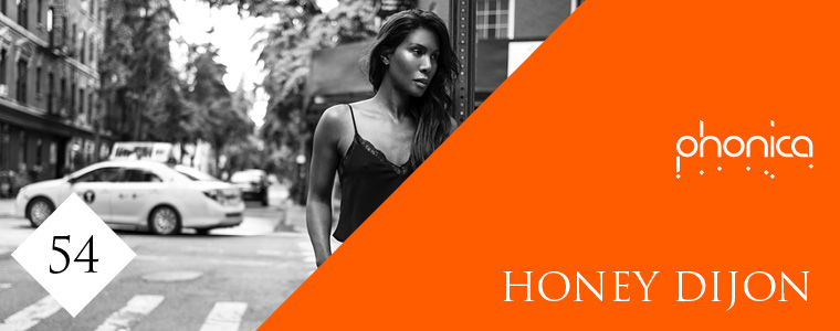 phonica mix series honey dijon