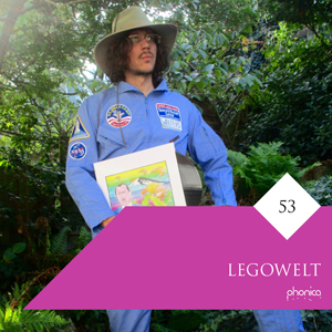 phonica mix series legowelt