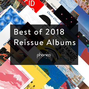 Best Of 2018 – Reissue Albums – Off The Record