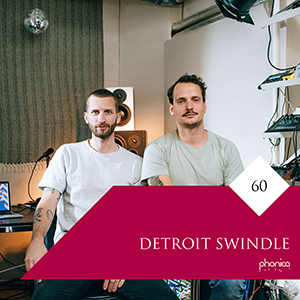 phonica mix series detroit swindle