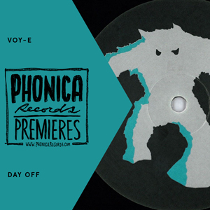phonica premiere voy e day off bluff records