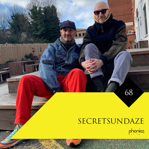 phonica mix series secretsundaze