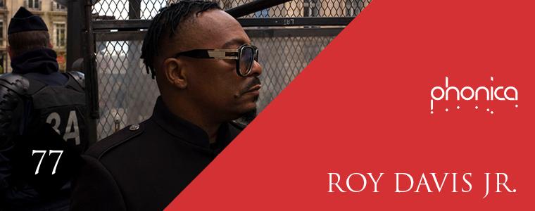 roy davis jr phonica mix series