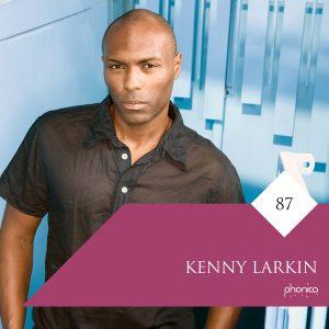 phonica mix series kenny larkin